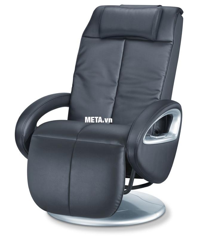 Ghế massage toàn thân Beurer MC3800 có màu đen sang trọng.