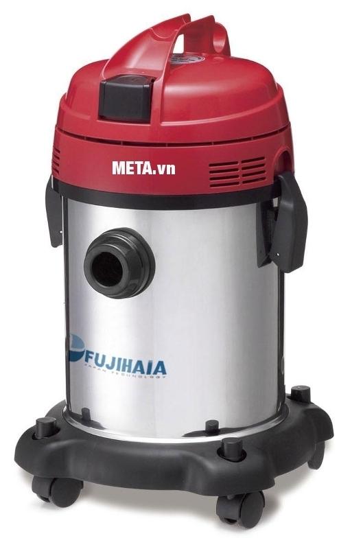 Máy hút bụi công nghiệp Fujihaia VC-3563 (20 lít) dễ dàng làm sạch mọi bề mặt sàn.