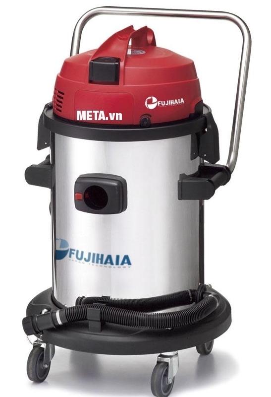 Máy hút bụi công nghiệp Fujihaia VC-3573 có thể làm sạch trên nhiều bề mặt sàn khác nhau.