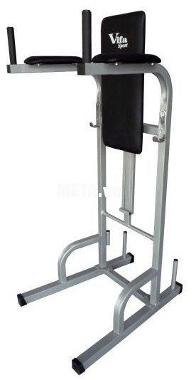 Với khung tập đa năng 601923 bạn có thể gấp ghế lên để tập bài tập về cơ chân, cơ tay và cơ vai.