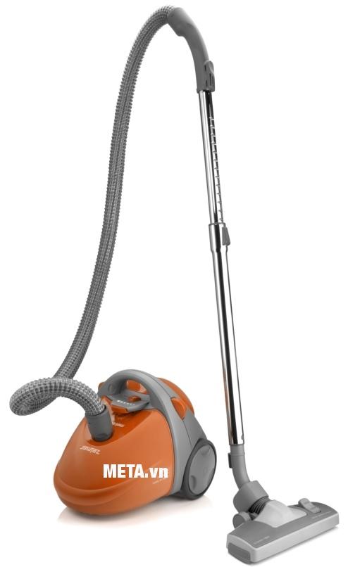 Máy hút bụi Zelmer ZVC215EK có màu cam