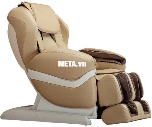 Ghế massage toàn thân Maxcare Max-684 màu kem