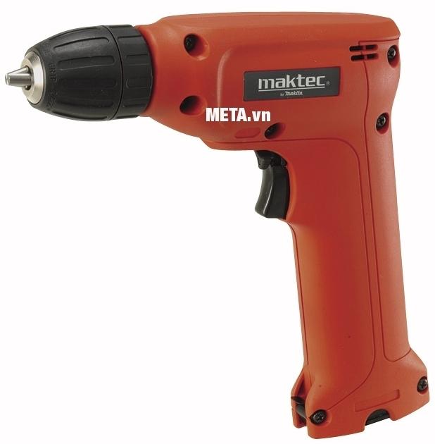 Máy khoan chạy pin Maktec MT066SK2N cho khả năng khoan bắt vít chính xác.