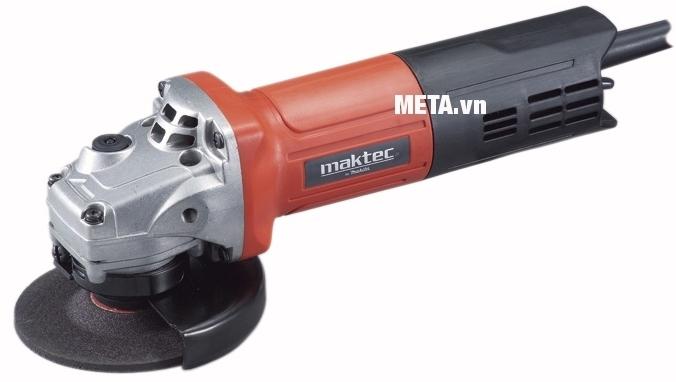 Máy mài góc Maktec MT960 được làm chắc chắn và vô cùng sắc bén.