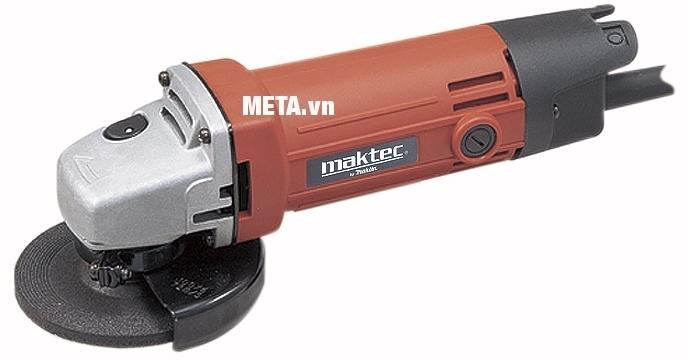 Máy mài góc Maktec MT954 giúp mài nhẵn mọi bề mặt dễ dàng.
