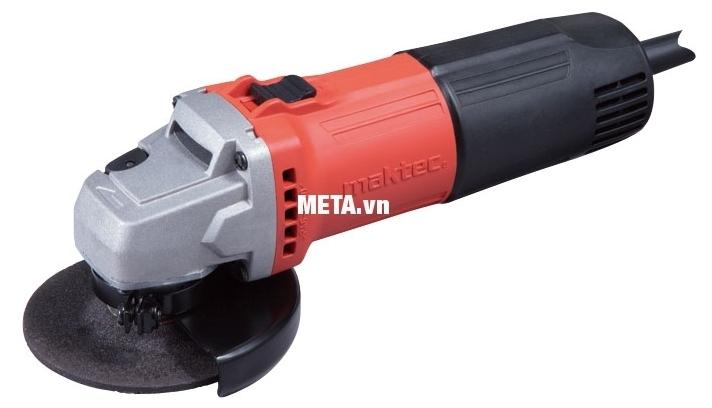 Máy mài góc Maktec MT90 nhỏ gọn, dễ dàng thao tác khi dùng.