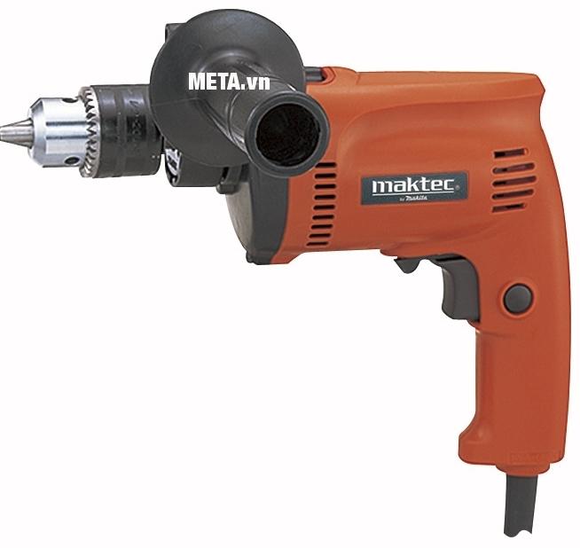 Máy khoan búa Maktec MT811KX1 dùng khoan bê tông, khoan thép, khoan gỗ.