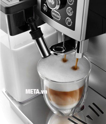 Máy pha cà phê Delonghi ECAM 23.460.S cho những ly cà phê thơm ngon