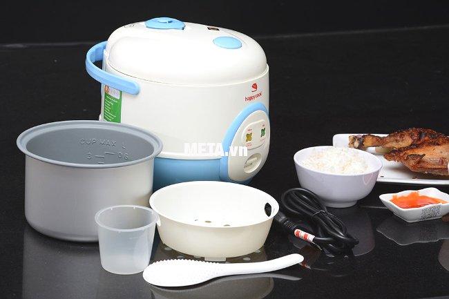 Nồi cơm điện Happy Cook HC-60 (0,6 lít)