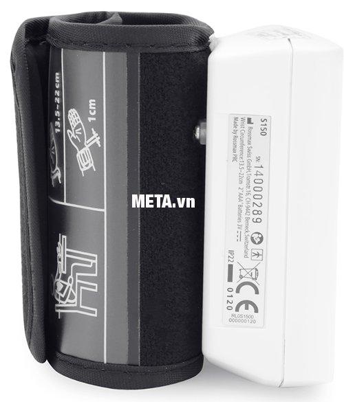 Máy đo huyết áp cổ tay Rossmax S150 dễ dàng sử dụng cho mọi người trong gia đình