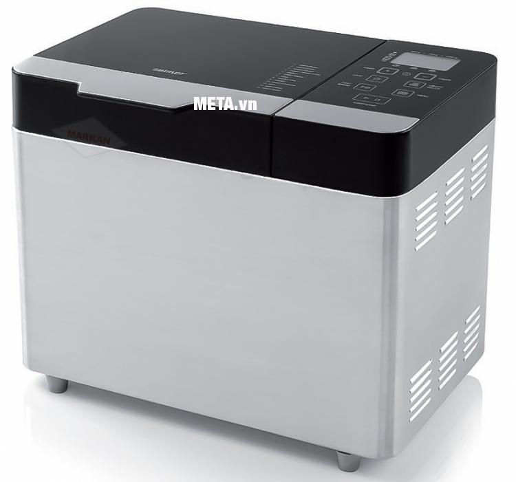 Máy làm bánh mỳ Zelmer ZBM1600X (BM1600) tự động làm ra những chiếc bánh mỳ thật thơm ngon.