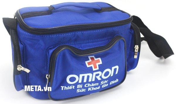 Túi y tế Omron giúp bạn đựng được nhiều đồ hơn