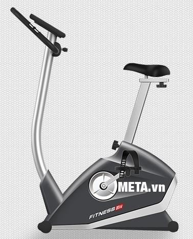 Xe đạp tập thể dục AM-S6165B thiết kế nhỏ gọn phù hợp với mọi vị trí trong nhà.