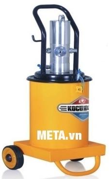 Máy bơm mỡ khí nén Kocu GZ-3 giúp máy móc, động cơ hoạt động trơn tru hơn.