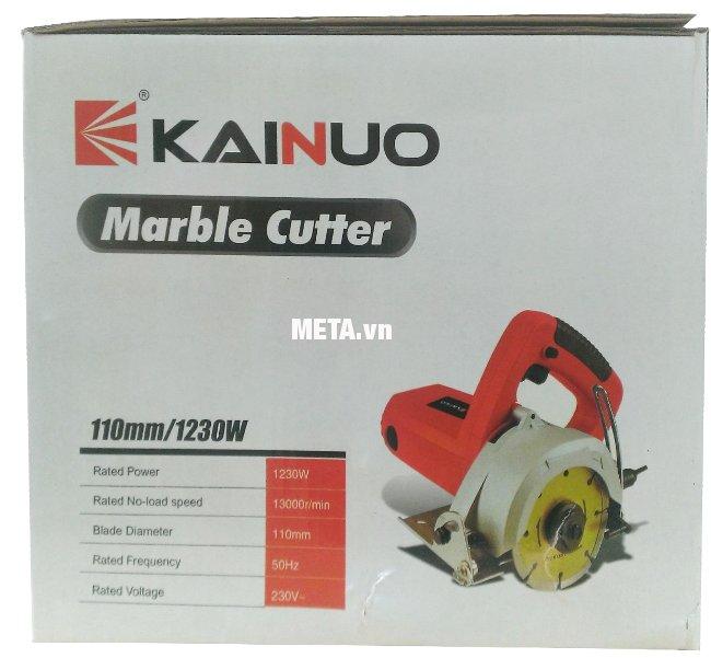Hộp của máy cắt gạch Kainuo 4003 (110mm)