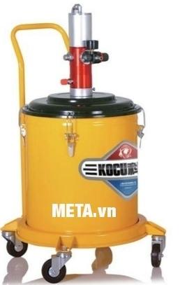 Máy bơm mỡ khí nén Kocu GZ-A9 dùng bơm mỡ cho máy móc hiệu quả nhất.