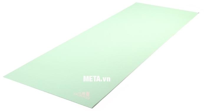 Thảm tập yoga Adidas 0,4cm ADYG-10400GNFR chống trơn trượt, an toàn khi sử dụng