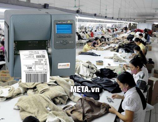 Hình ảnh của máy in mã vạch Datamax I-4212E