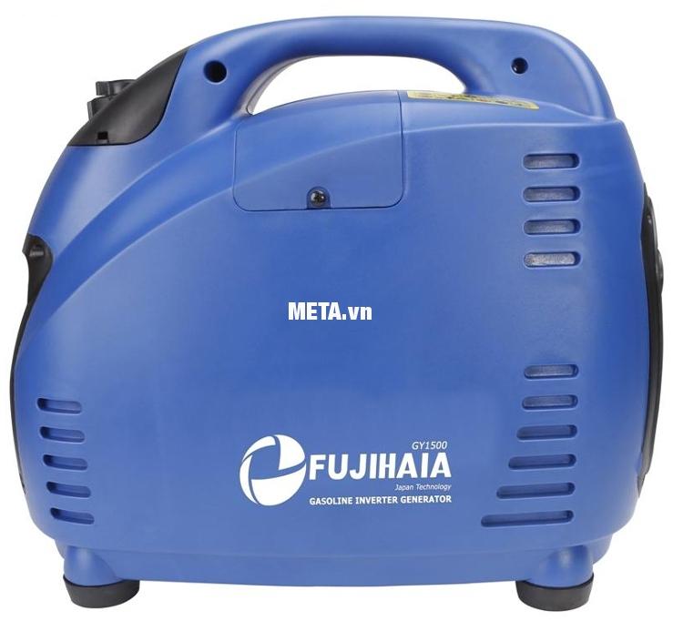 Máy phát điện biến tần kỹ thuật số Fujihaia GY1500 có chân đế vững chắc, chống rung.