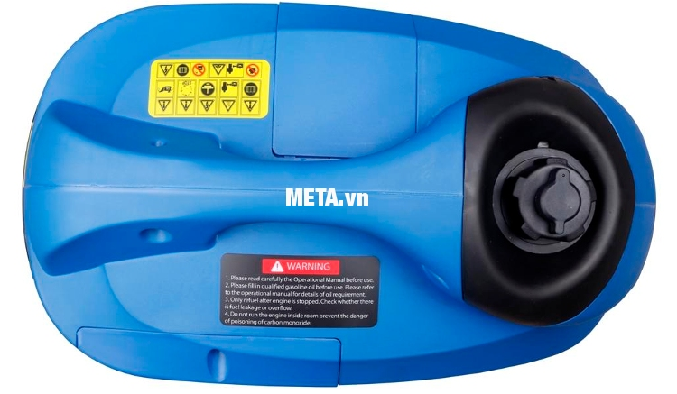 Máy phát điện biến tần kỹ thuật số Fujihaia GY2500 hoạt động bền bỉ.