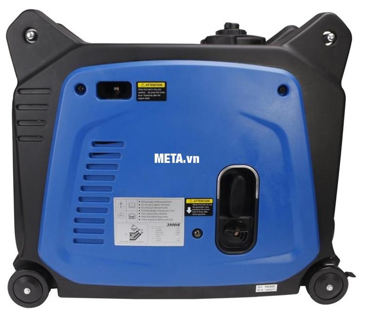 Máy phát điện biến tần kỹ thuật số Fujihaia GY3500E tiết kiệm nhiên liệu sử dụng.