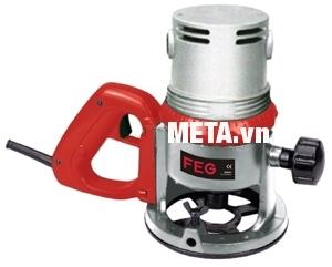 Máy soi gỗ FEG EG-313 có thiết kế nhỏ gọn, dễ sử dụng.