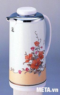 Bình đựng nước nóng Tiger PXJ-1000 1 lít có thiết kế nổi bật