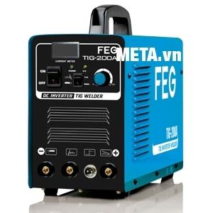 Mạch bảo vệ máy hàn inox, que FEG TIG 200A