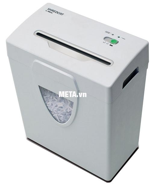 Máy hủy tài liệu Dino 22S giúp bạn hủy giấy nhanh, tiết kiệm thời gian tối đa.