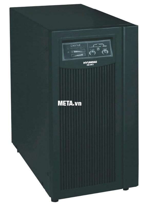 Bộ lưu điện UPS Online Tower Hyundai HD-5K1 (5000VA / 3500W) giúp cung cấp nguồn điện nhanh chóng và ổn định.