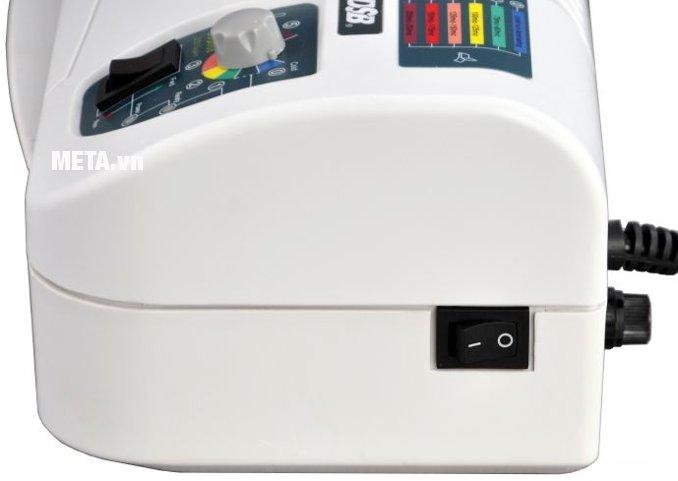 Máy ép Plastic DSB So good 230 Super là dòng máy ép thông dụng trên thị trường