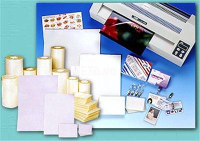 Hình ảnh giấy ép nhựa DSB khổ A4 (định lượng 100 micron)