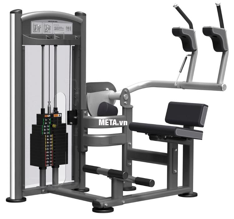 Máy tập cơ bụng Impulse IT9314 chuyên dùng cho phòng gym