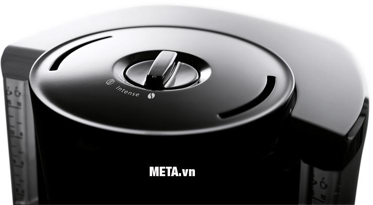Máy pha cà phê Melitta Look IV Basic với chế độ tùy chỉnh hương vị cà phê.