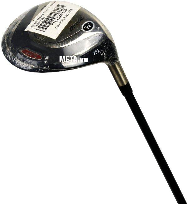 Gậy golf Mizuno Titanium Fairway R D00012531 cho phép người chơi đánh với độ chính xác cao