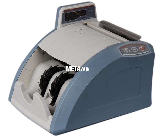 Máy đếm tiền Jingrui JR 3200 cho tốc độ đếm tiền cực nhanh và chính xác.