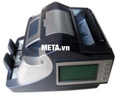 Máy đếm tiền Jingrui JR-6600 đếm tiền cực nhanh.