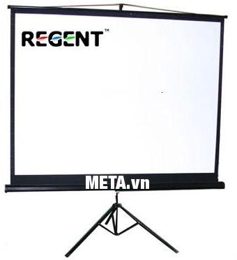 Màn chiếu đứng Regent cho hình ảnh chình chiếu rõ nét và sống động hơn.