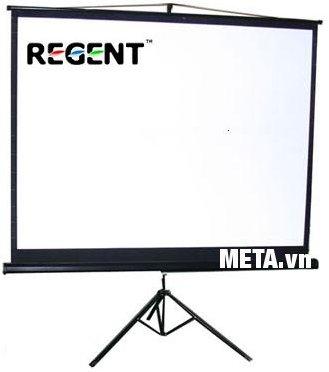 """Hình ảnh màn chiếu chân đứng Regent 96"""" x 96"""" (2m44 x 2m44)"""