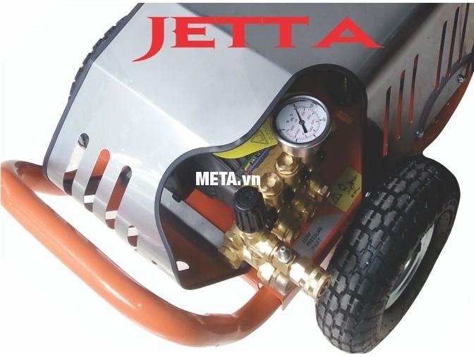 Đầu bơm cao áp của máy rửa xe cao áp Jetta JET250-5.5T4