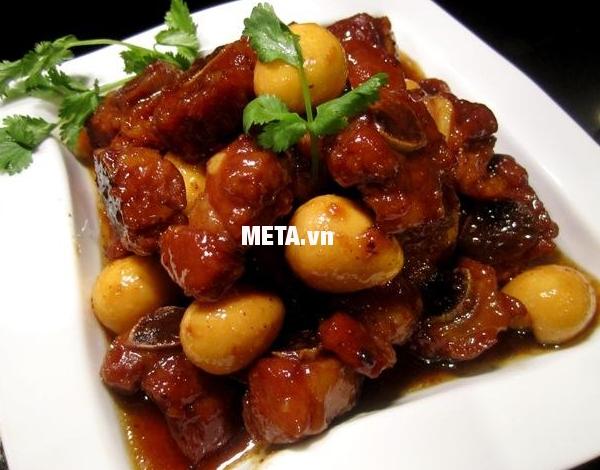 Nấu ăn thật đơn giản và cực kỳ nhanh chóng với bộ nồi chống dính Berndes Injoy-Nr.063101 (4 chiếc).