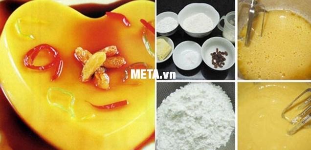 Máy đánh trứng Steba HM2 giúp đánh trứng đều và nhuyễn chỉ trong một thời gian ngắn.