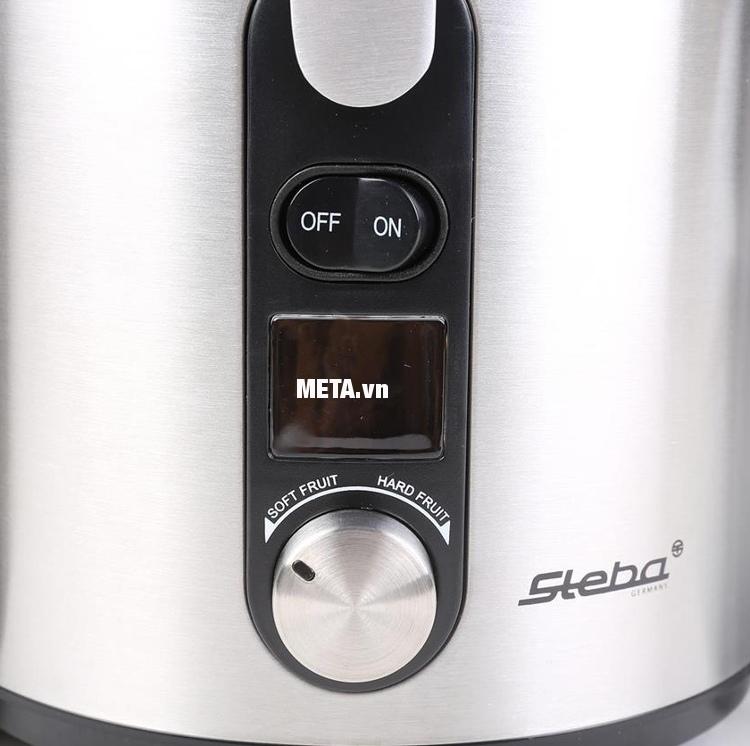 Núm điều khiển của máy ép trái cây Steba E160
