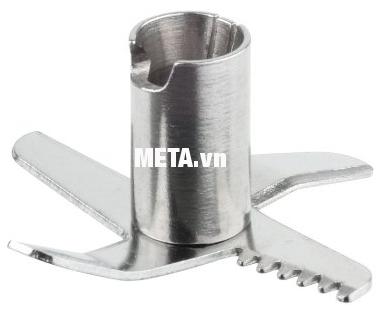 Máy xay sinh tố cầm tay Steba MX21 có lưỡi dao 4 cánh vô cùng sắc bén.