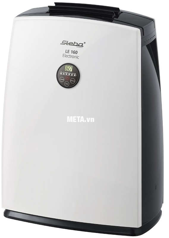 Máy hút ẩm Steba LE160 có chế độ điều chỉnh độ ẩm tự động.