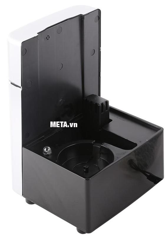 Máy tạo ẩm Steba LB5 có bình chứa nước dung tích lớn.