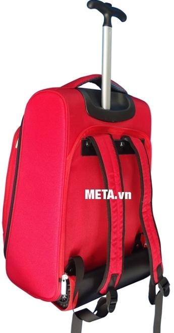 Vali Macat D-ONE MVD-1 có quai đeo tiện ích.