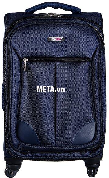 Vali Macat D-TW0 màu xanh navy