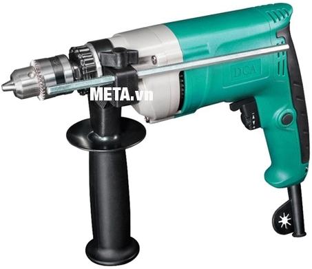 Máy khoan DCA AZJ10 (Z1J-FF-10) với trục mô tơ được làm bằng inox cao cấp.
