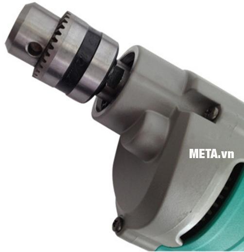 Máy khoan điện DCA J1Z-FF07-10 với thiết kế mũi khoan khỏe.